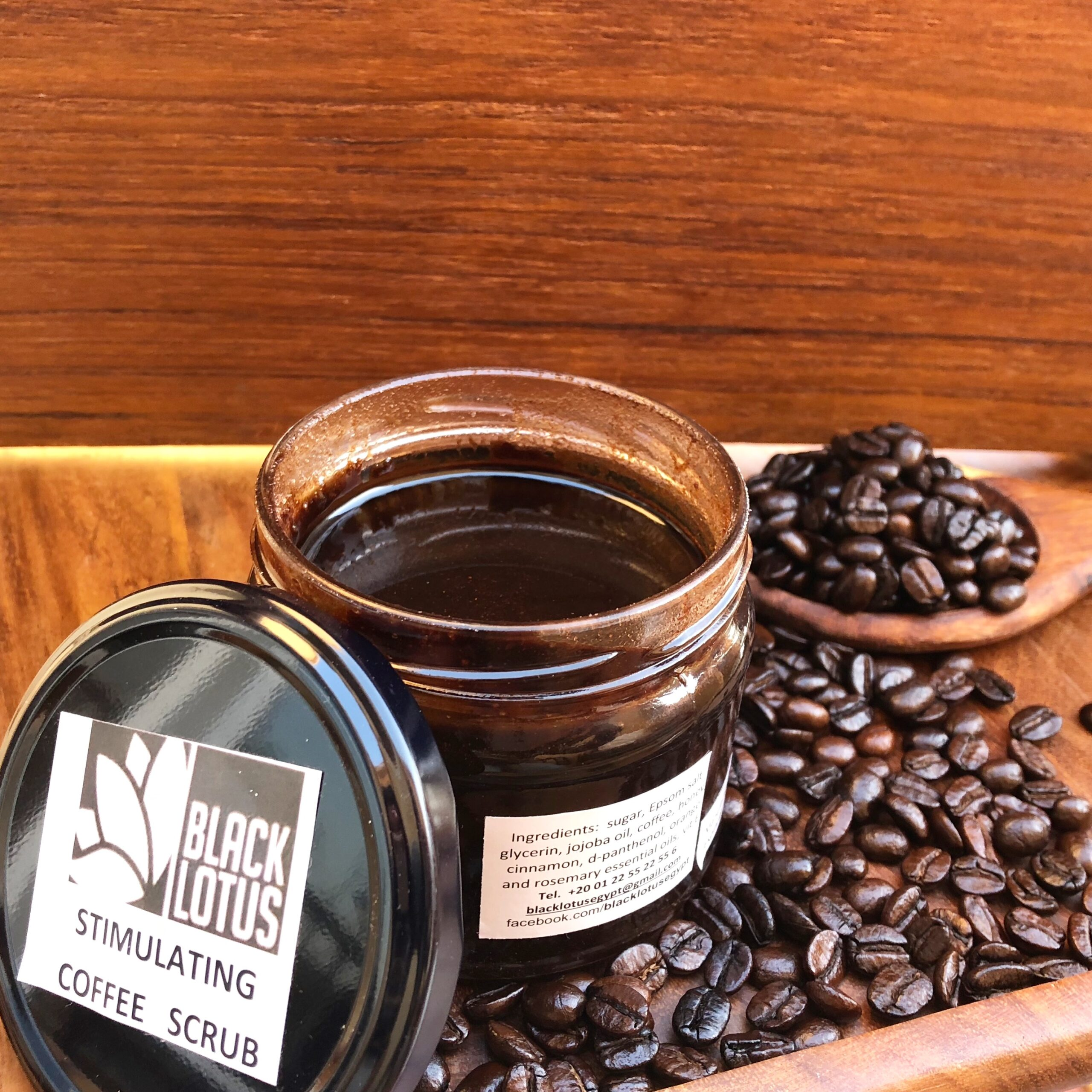 Stimulating Coffee Scrub