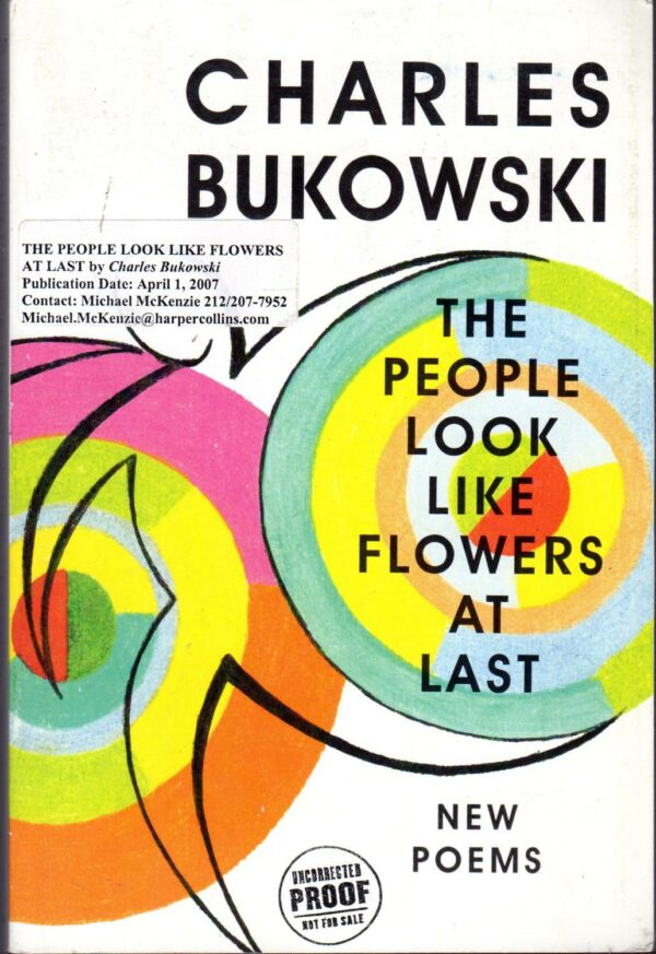 People Look Like The Flowe