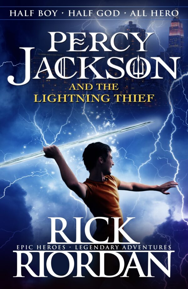 Percy Jackson and the Lightning Thief 1 Percy Jackson/Olympians