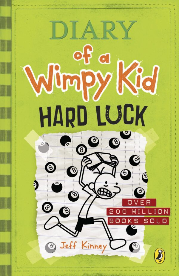 Diary of a Wimpy Kid 8 Hard Luck
