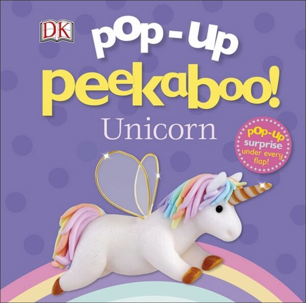 Pop-Up Peekaboo Unicorn