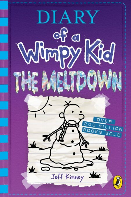 Diary of a Wimpy Kid 13 The Meltdown (Book 13)