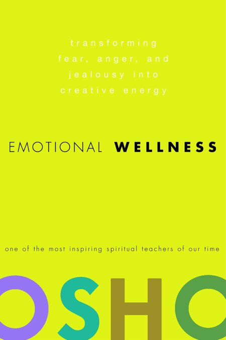 Emotional Wellness: Transforming Fear, Anger and Jealousy into Creative Energy