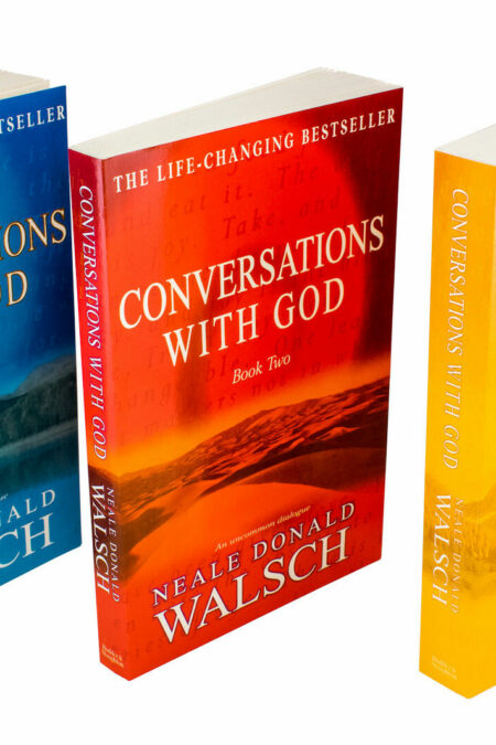 Conversations with God 3 Books Pack