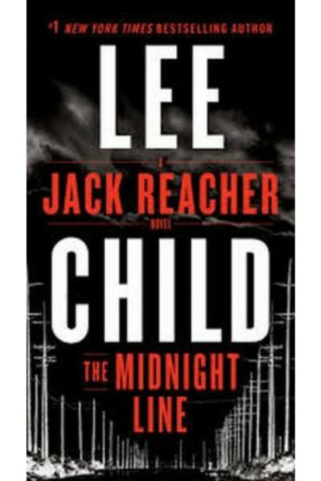 Midnight Line: A Jack Reacher 22