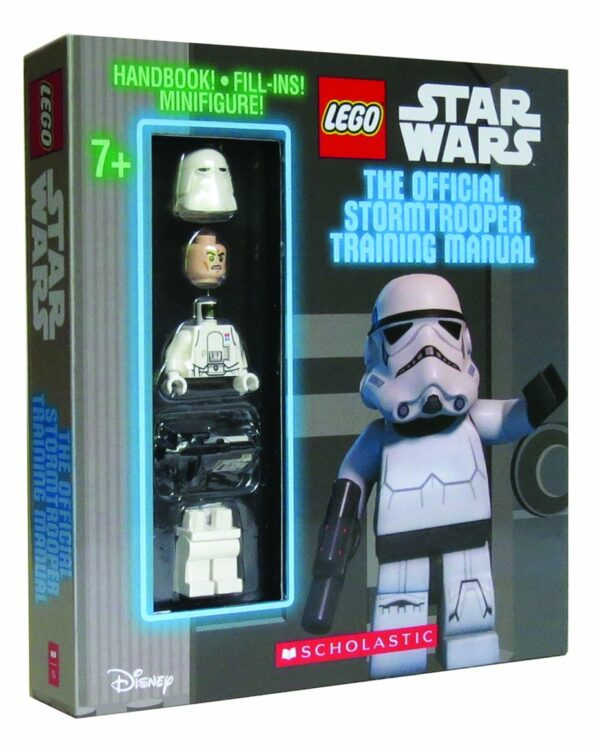 Official Stormtrooper Training Manual (LEGO Star Wars)