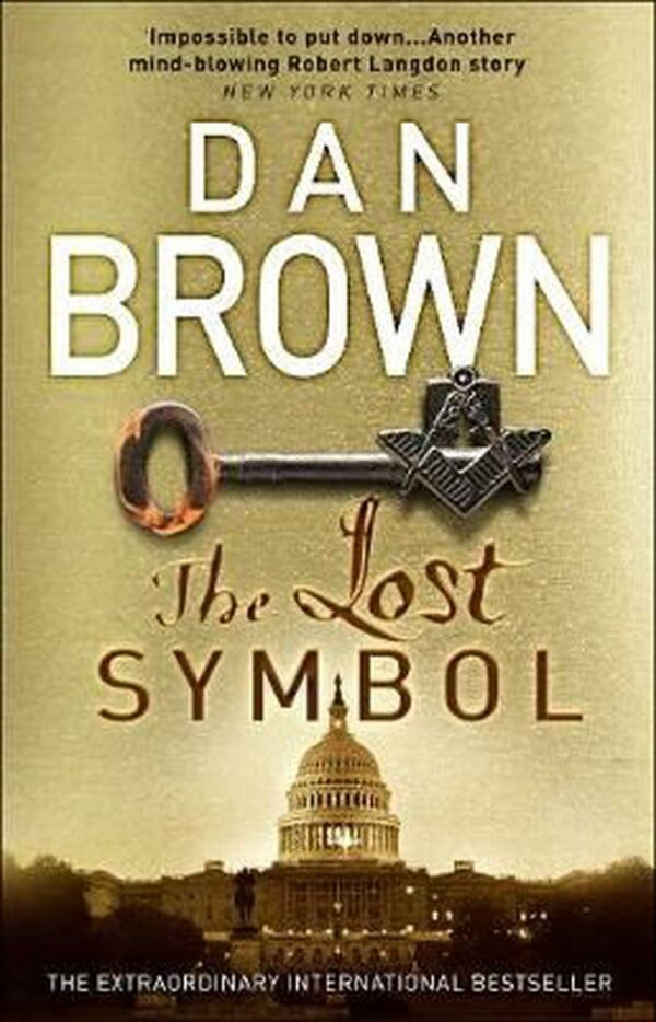 Lost Symbol (Robert Langdon Trilogy, Book 3)