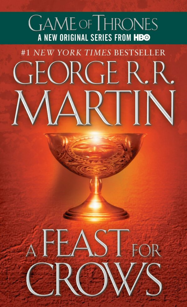 Song of Ice and Fire 4 Feast for Crows