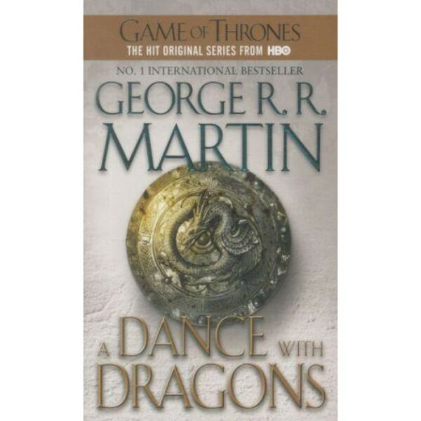 Song of Ice and Fire 5 Dance With Dragons