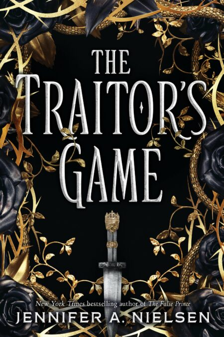 Traitor's Game (The Traitor's Game, Book 1)