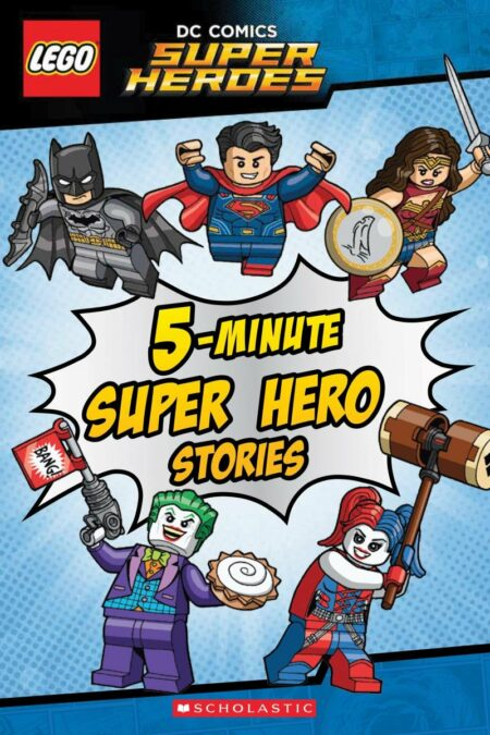 5 Minute Super Hero Stories (Lego DC Super Heroes)