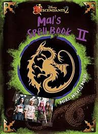 Descendants 2 Mal's Spell Book 2 More Wicked Magic