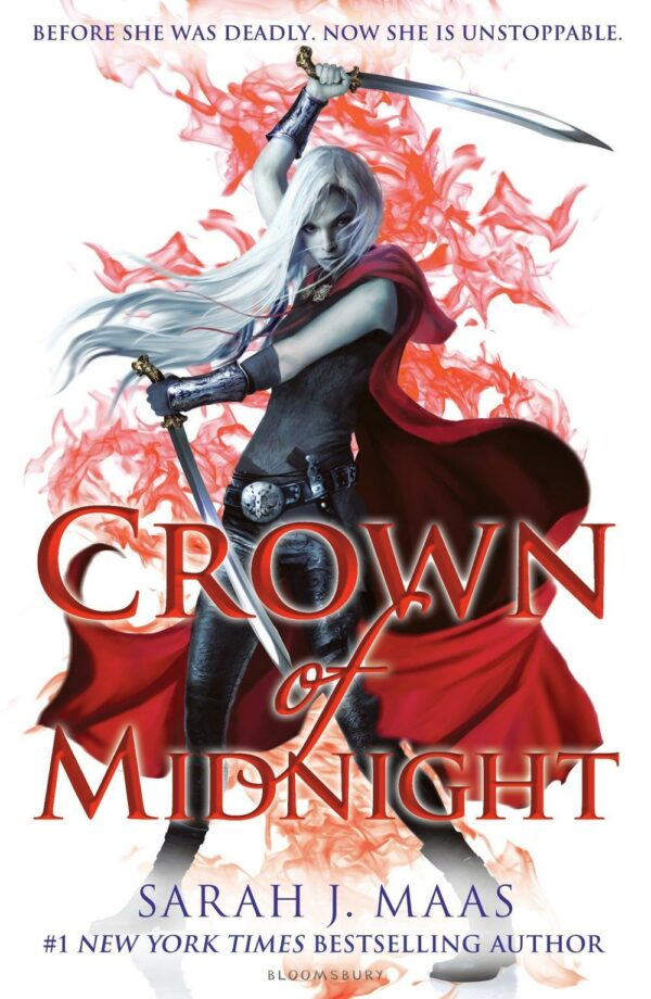 Throne of Glass 2 Crown of Midnight