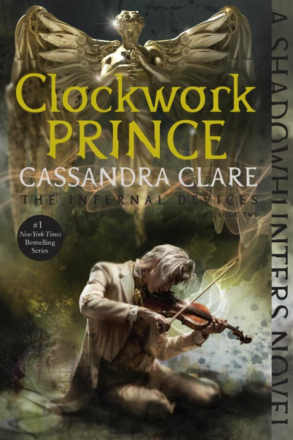Infernal Devices Clockwork Prince