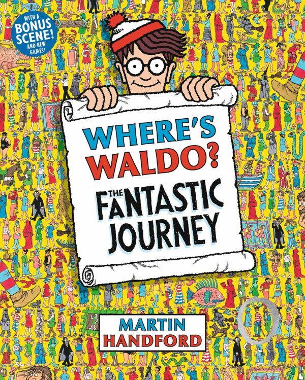 Where's Waldo The Fantastic Journey: Deluxe Edition