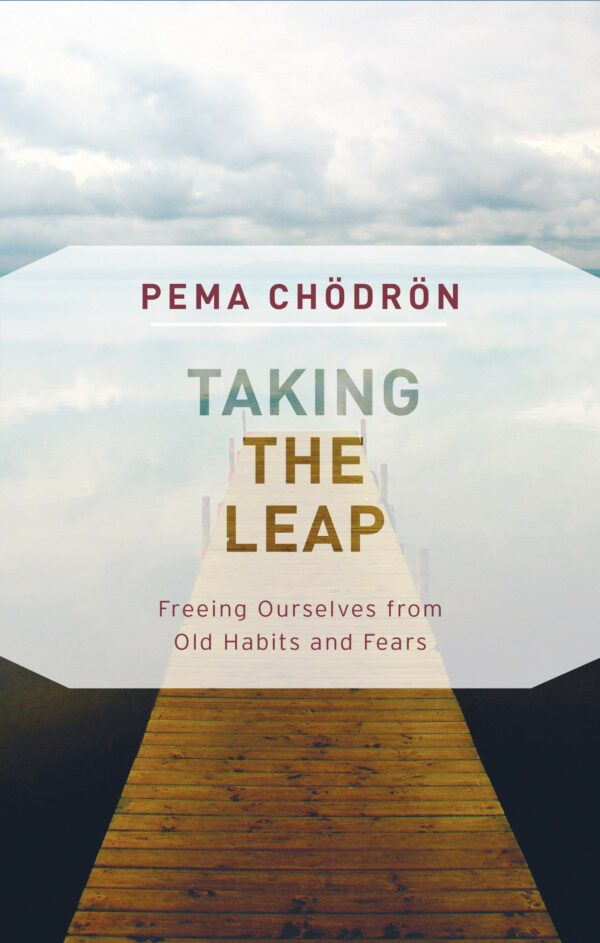 Taking the Leap Freeing Ourselves from Old Habits and Fears