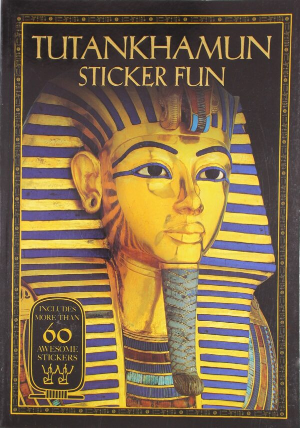 Tutankhamen Sticker Book