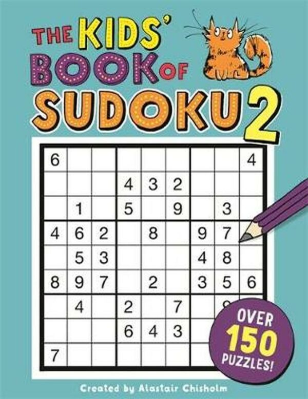 Kids' Book of Sudoku 2