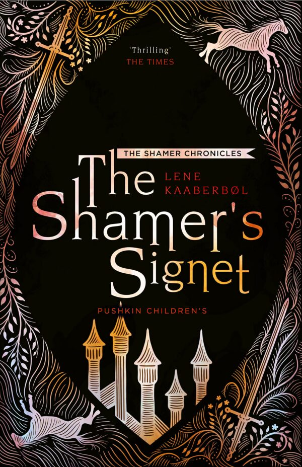 Shamer's Signet (The Shamer Chronicles 2)