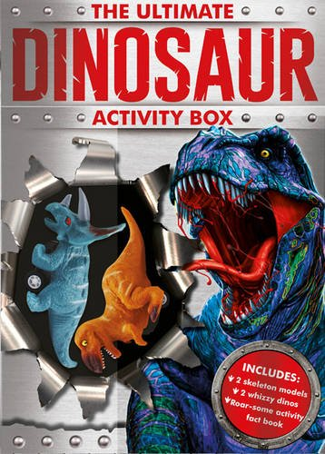 Dinosaurs Octagonal Box Set (Play Box)