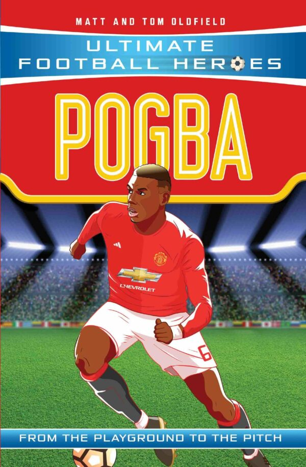 Pogba (Ultimate Football Heroes) - Collect Them All