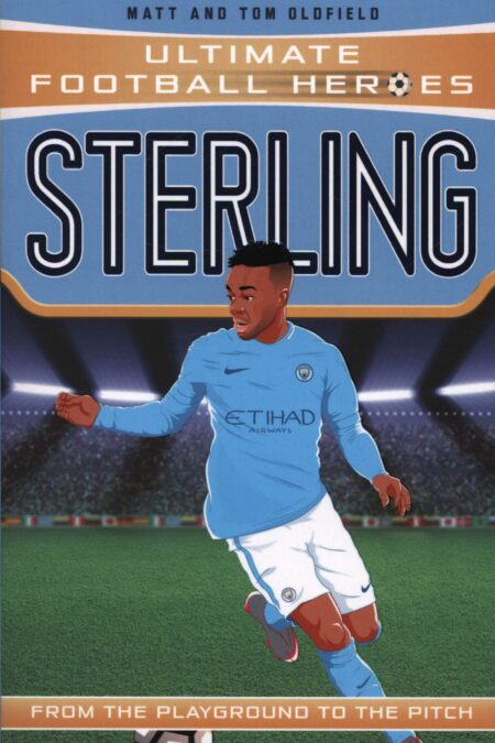 Sterling (Ultimate Football Heroes) - Collect Them All