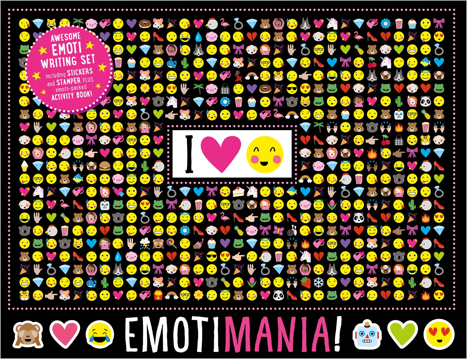 Emotimania Activity Chest