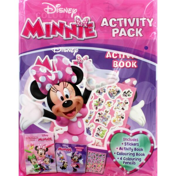 Disney Junior Minnie: Activity Pack