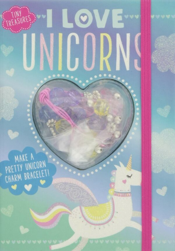 Tiny Treasures I Love Unicorns