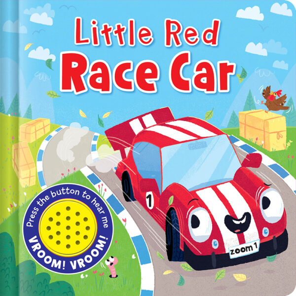 Little Red Race Car (Funtime Sounds)