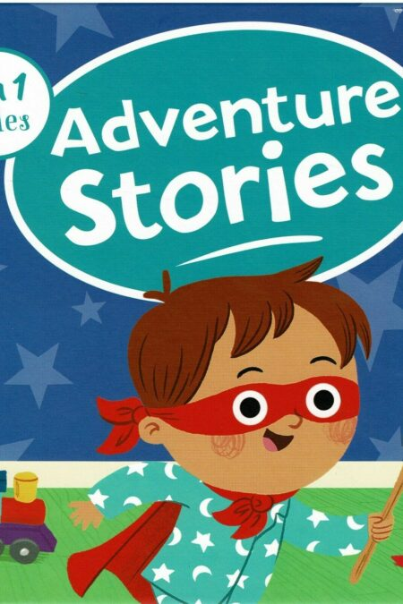 2 in 1 Tales Adventure Stories