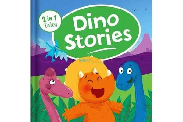 2 in 1 Tales Dino Stories