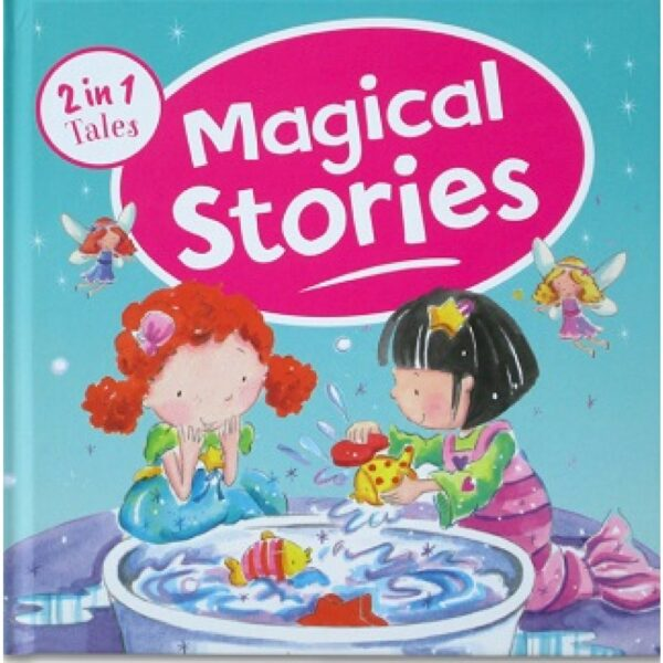 2 in 1 Tales Magical Stories
