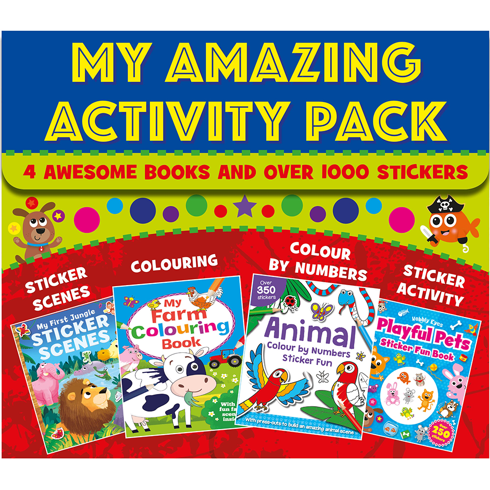 My Amazing Activity Pack
