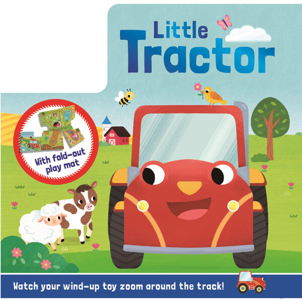 Little Tractor (Busy Boards)