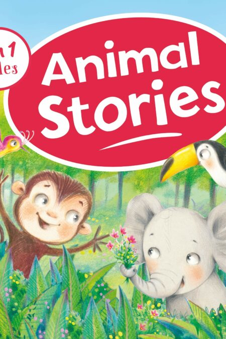 Animal Stories (2 in 1 Tales)