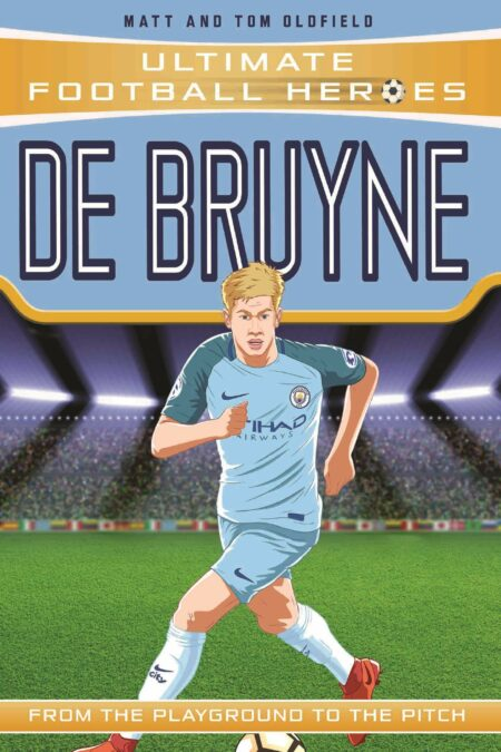 De Bruyne (Ultimate Football Heroes) - Collect Them All