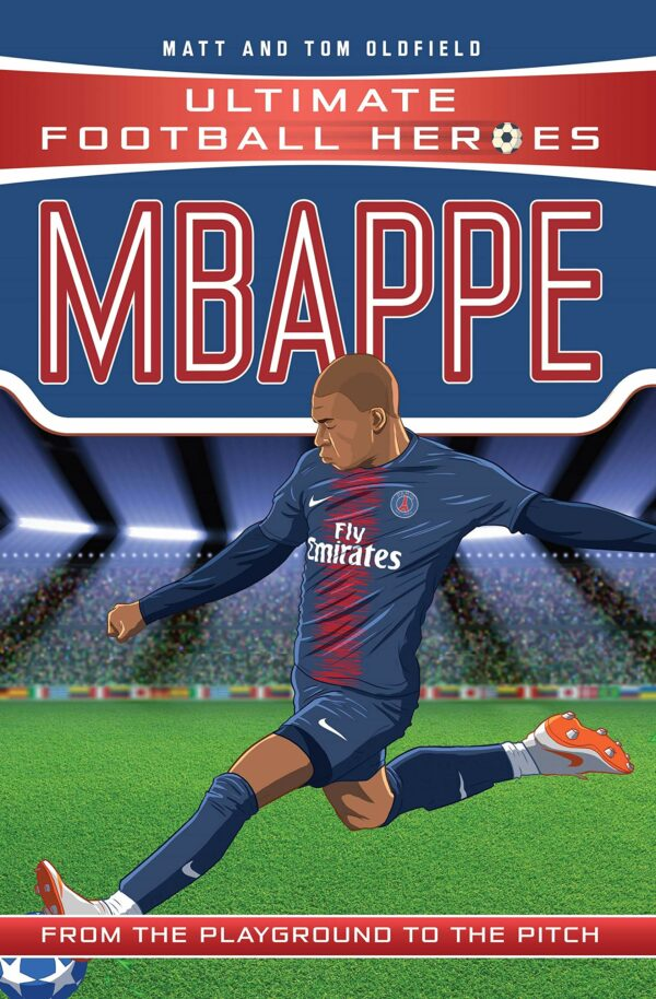 Mbappe (Ultimate Football Heroes) - Collect Them All
