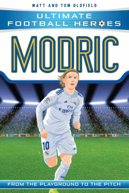 Modric (Ultimate Football Heroes) - Collect Them All