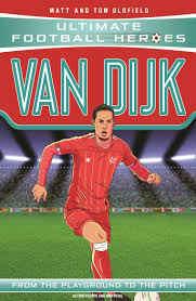 Van Dijk (Ultimate Football Heroes)