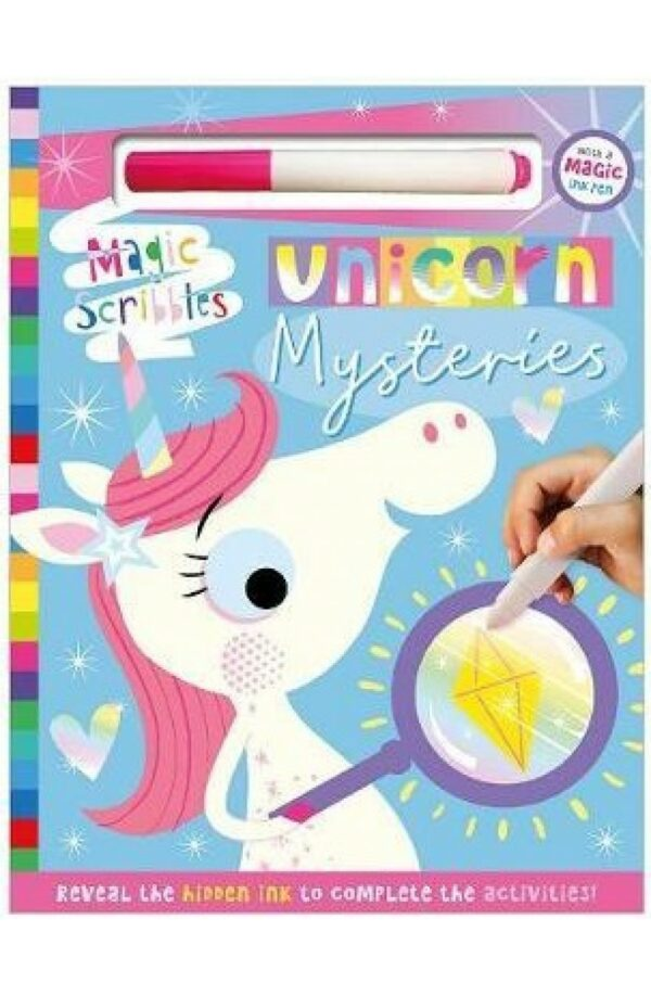 Magic Scribbles Unicorn Mysteries