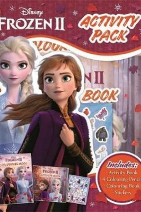 Disney Frozen 2 Activity Pack