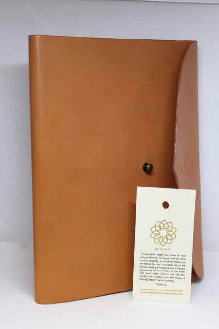 Notebook Genuine Leather