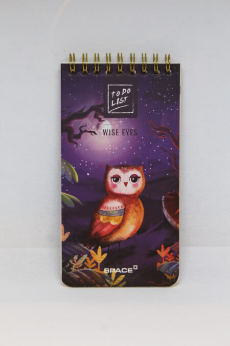 Owl Mini To Do TW-3032-4