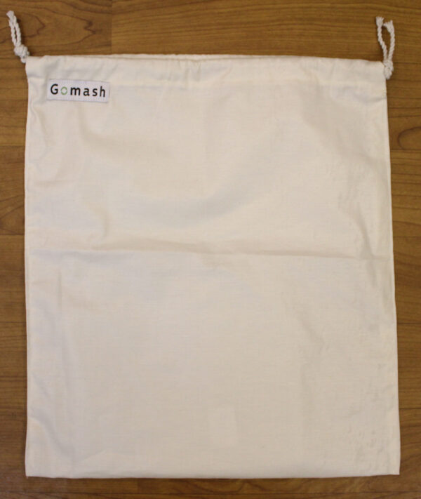Produce Bag Large-Damour-Beige