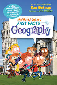 Geography My Weird School Fast Facts