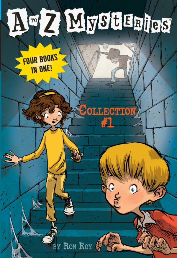 A to Z Mysteries: Collection 1