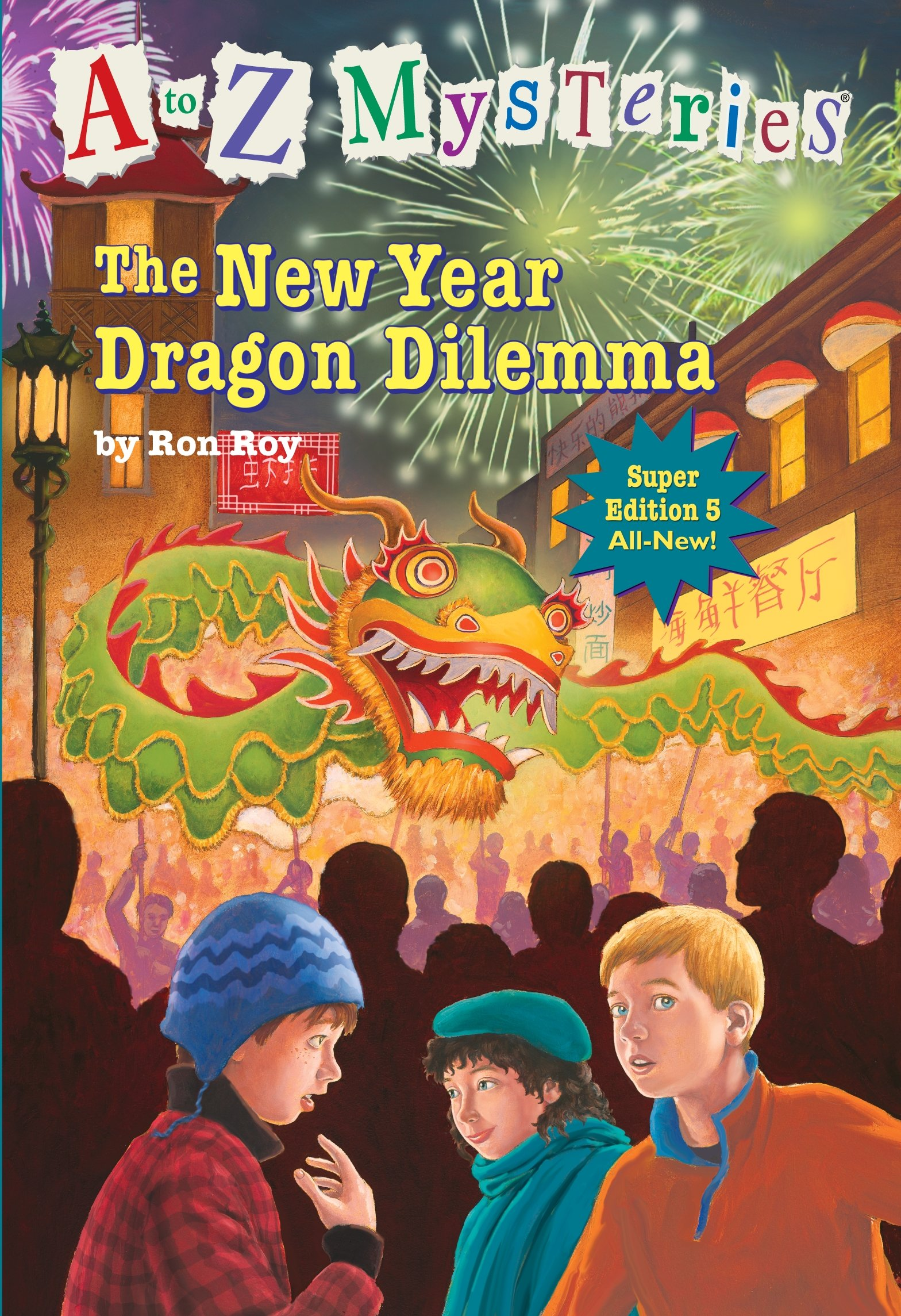 New Year Dragon Dilemma