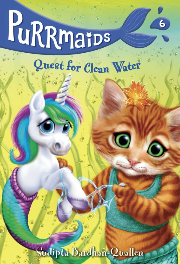 Purrmaids 6 Quest for Clean Water