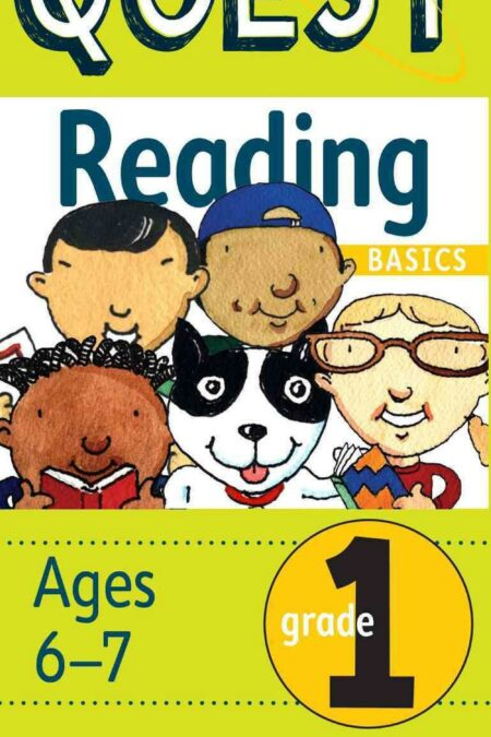 My First Brain Quest Reading Basics Grade 1 Ages 6-7: 56 Stories with Questions & Answers